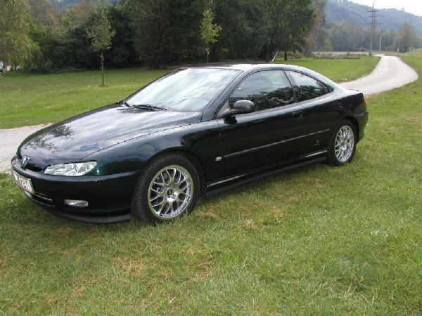 soaterigling peugeot 406 coupe v6. Black Bedroom Furniture Sets. Home Design Ideas