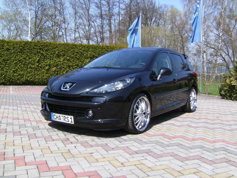 peugeot 207 sw rc tuning. Black Bedroom Furniture Sets. Home Design Ideas