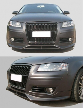 Frontspoiler Audi A3