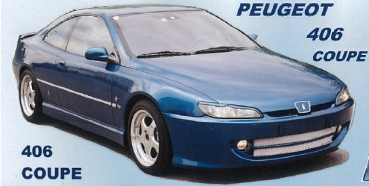 Frontschürze Peugeot 406 Coupe