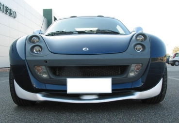 Frontspoiler für Smart Roadster & Coupe