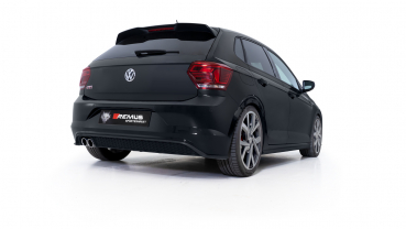 REMUS OPF-Back Abgasanlage für VW Polo 6 GTI incl Endrohre 2/2019-