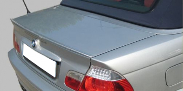 French Power Carstyling Tuning Heckspoiler Für Bmw E46 Cabrio